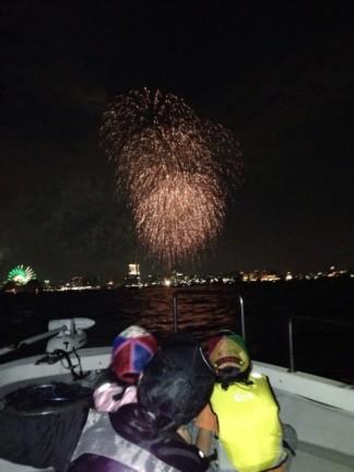 名古屋港花火3