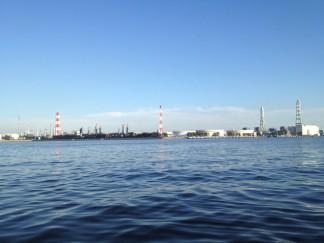 名古屋港の風景