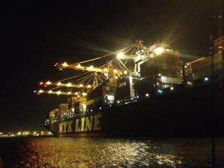名古屋港タンカー