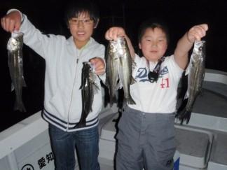 名古屋港ボート