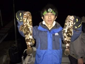 名古屋港根魚