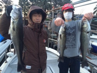 名古屋港シーバス河井
